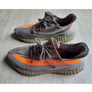 Adidas Yeezy Boost SPLY-350 Sneaker Kanye Orange